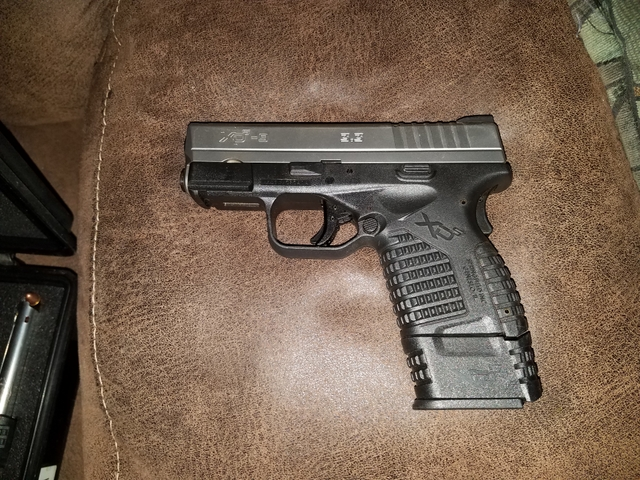 Top 4 Carrying Position for Springfield XDS